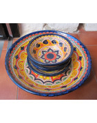 "Ceramic bowls ""Tito"" - Ubeda - Spain -"