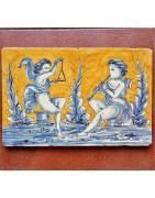 Azulejos de cerámica varios