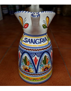 Spanish ceramic pitchers-Jugs